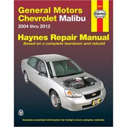 Chevrolet Malibu (04-10) Repair Manual Haynes