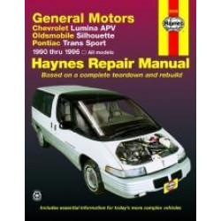 Chevrolet Lumina APV (90-96) - Repair Manual Haynes