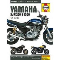 Yamaha XJR1200 and 1300 (95 - 06) - Repair Manual Haynes