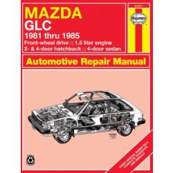 Mazda GLC FWD Hatchback & Sedan (81-85) Haynes Repair Manual