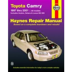 Toyota Camry (97 - 01) - Repair Manual Haynes