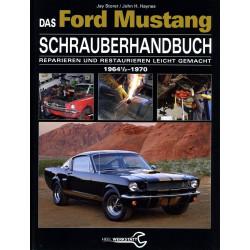 Ford Mustang (1964-1970) Schrauberhandbuch Reparaturanleitung