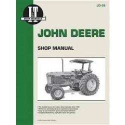 John Deere 2750, 2755, 2855, 2955 - Werkstatthandbuch