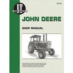 John Deere 4030, 4230, 4430, 4630 - Wartungsanleitung