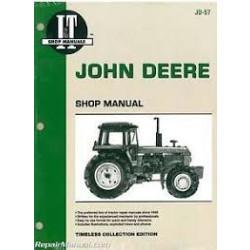 John Deere 4050, 4250, 4450, 4650, 4850 - Werkstatthandbuch