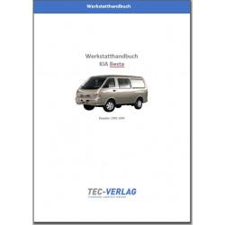 KIA Besta (1995-1999) Werkstatthandbuch