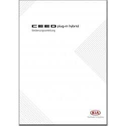 KIA Ceed CD PHEV (2020) Bedienungsanleitung