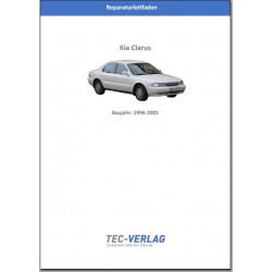 KIA Clarus  (1996-2001) Werkstatthandbuch