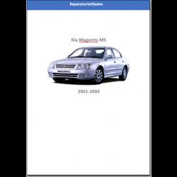 KIA Magentis MS (2003) Werkstatthandbuch Schaltpläne