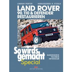 Land Rover 90 , 110 & Defender - So wird´s gemacht Special