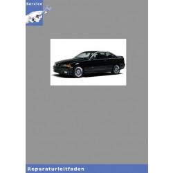 BMW 3er E36 Coupé (90-99) Karosserie Ausstattung - Werkstatthandbuch