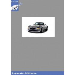 BMW Z8 E52 (98-03) Heizung und Klimaanlage - Werkstatthandbuch