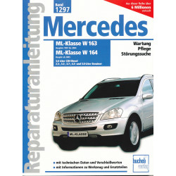Mercedes ML-Klasse W 163 / W 164 (1997-2005) - Reparaturanleitung