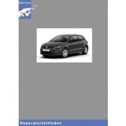 VW Polo  Typ 6C (14>) 5 Gang Schaltgetriebe 0A4 - Reparaturanleitung
