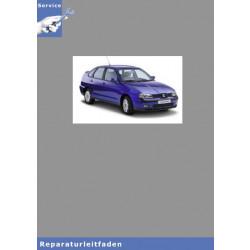 Seat Cordoba Typ 6K (99-02) 4-Zyl. Einspritzmotor (4V) - Reparaturleitfaden
