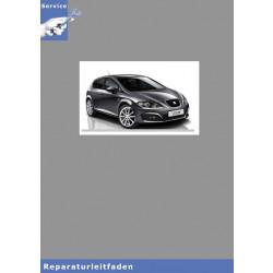 Seat Leon Typ 1P  (05-12) Fahrwerk, Achsen, Lenkung - Reparaturanleitung