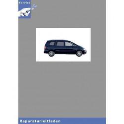 VW Sharan, Typ 7M (95-10) 4-Zyl. Dieselmotor (2,0 l-Motor, 2-Ventiler)