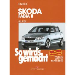 Skoda Fabia 2 (2007-2014) - Reparaturanleitung So wird`s gemacht