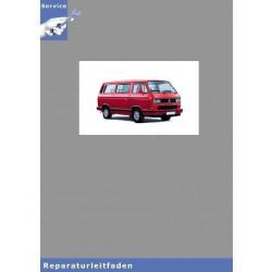 VW Transporter/Bus T3, Typ 24, 25 (79-92) 1,6l Vergasermotor, Mechanik