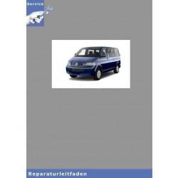 VW Transporter/Bus T5, Typ 7H 7J (03-10) 6-Zyl. Benziner - Reparaturanleitung