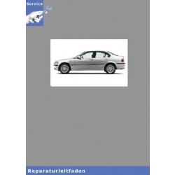 BMW 3er E46 Touring (98-01) M52 - Motor und Motorelektrik- Werkstatthandbuch