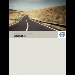 Volvo V50 (2012) Werkstatthandbuch Schaltpläne