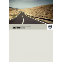Volvo C30 (2013) Werkstatthandbuch Schaltpläne