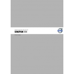 Volvo V50 (2008) Werkstatthandbuch Schaltpläne