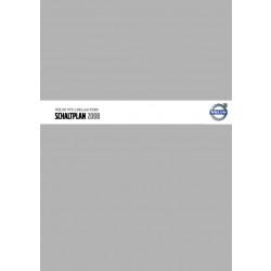 Volvo V70 (2008) Werkstatthandbuch Schaltpläne