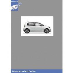 VW e-Up! - Elektrisches Antriebssystem - Reparaturanleitung