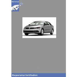 VW Jetta (13-15) VW Jetta - Automatisches Getriebe 09G 6 Gang - Reparaturanleitung