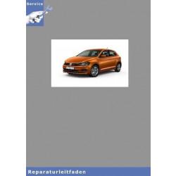 VW Polo (18>) 3 Zyl. Einspritzmotor 1,0l Turbolader - Reparaturanleitung