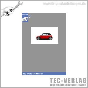 BMW MINI R52 (02-08) Karosserie und Karosserieinstandsetzung - Werkstatthandbuch