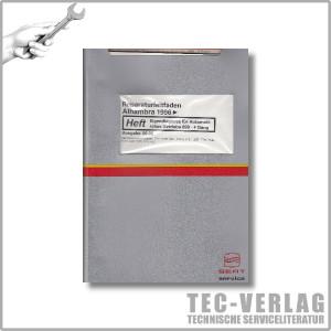 Seat Alhambra 7M (96-10)Eigendiagnose für Automatisches Getriebe 099 - 4 Gang