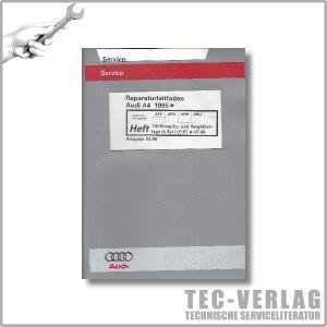 Audi A4 B5 (95-01) TDI-Einspritz und Vorglühanlage (4-Zyl.) 07.97 bis 07.99