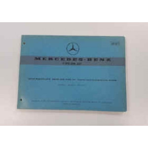 Mercedes OM 327 Motor-Erteilliste, Engine Spare Parts List