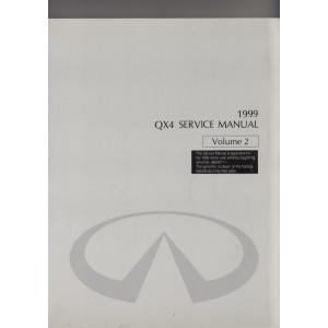 Infiniti QX4 (96-02) Werkstatthandbuch von 1999 Volume 2