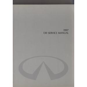 Infiniti I30 (95-98) Werkstatthandbuch von 1997