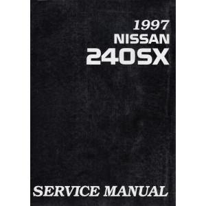 Nissan 240SX (93-99) Werkstatthandbuch von 1997