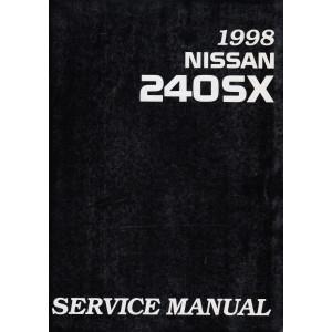 Nissan 240SX (93-99) Werkstatthandbuch von 1998