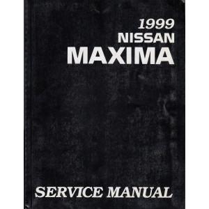 Nissan Maxima (95-00) Werkstatthandbuch von 1999