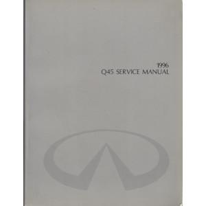 Infiniti Q45 (89-06) Werkstatthandbuch von 1996