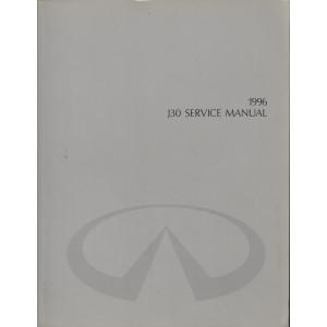 Infiniti J30 (92-97) Werkstatthandbuch von 1996