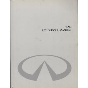 Infiniti G20 (90-96) Werkstatthandbuch von 1999