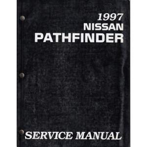 Nissan Pathfinder (95-04) Werkstatthandbuch von 1997