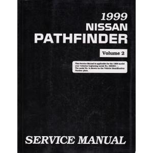 Nissan Pathfinder (95-04) Werkstatthandbuch von 1999 Volume 2