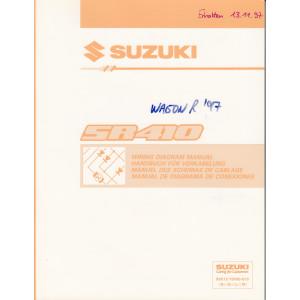 Suzuki Wagon R+ Reparaturanleitung und Werkstatthandbuch kaufen