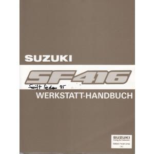 Suzuki Swift Sedan (89) - Werkstatthandbuch