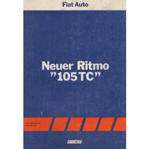 Fiat Ritmo 105 TC (1983)  - Werkstatthandbuch Erweiterung