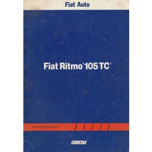 Fiat Ritmo 105 TC (1981)  - Werkstatthandbuch Erweiterung